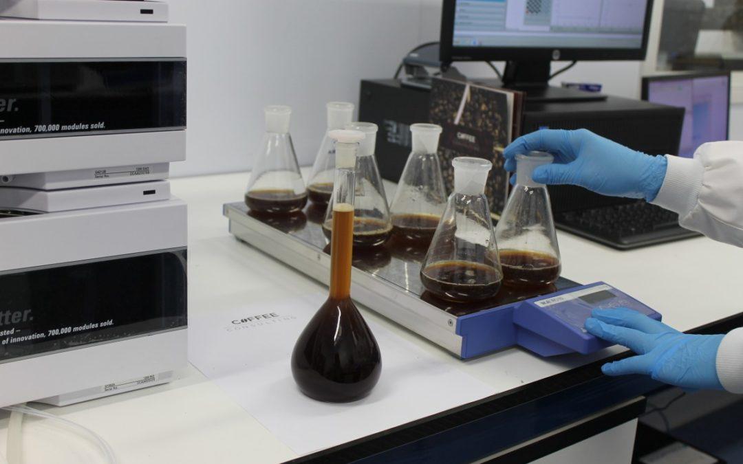 analyse vin en labo