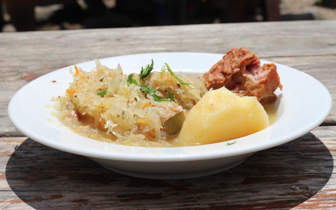 Knepfles : Une spécialité alsacienne parmis tant d'autres, comment lire un menu en Alsace ?