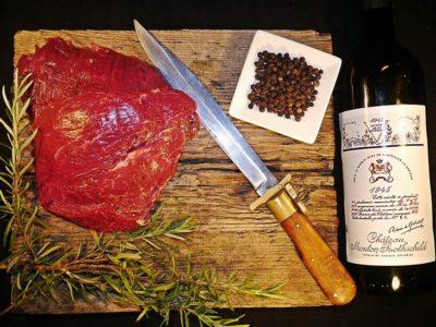 Quel vin pour accompagner votre filet mignon au four?