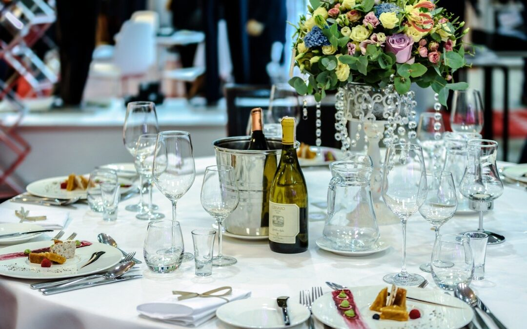 Dressez votre table de fêtes à la manière des restaurants étoilés