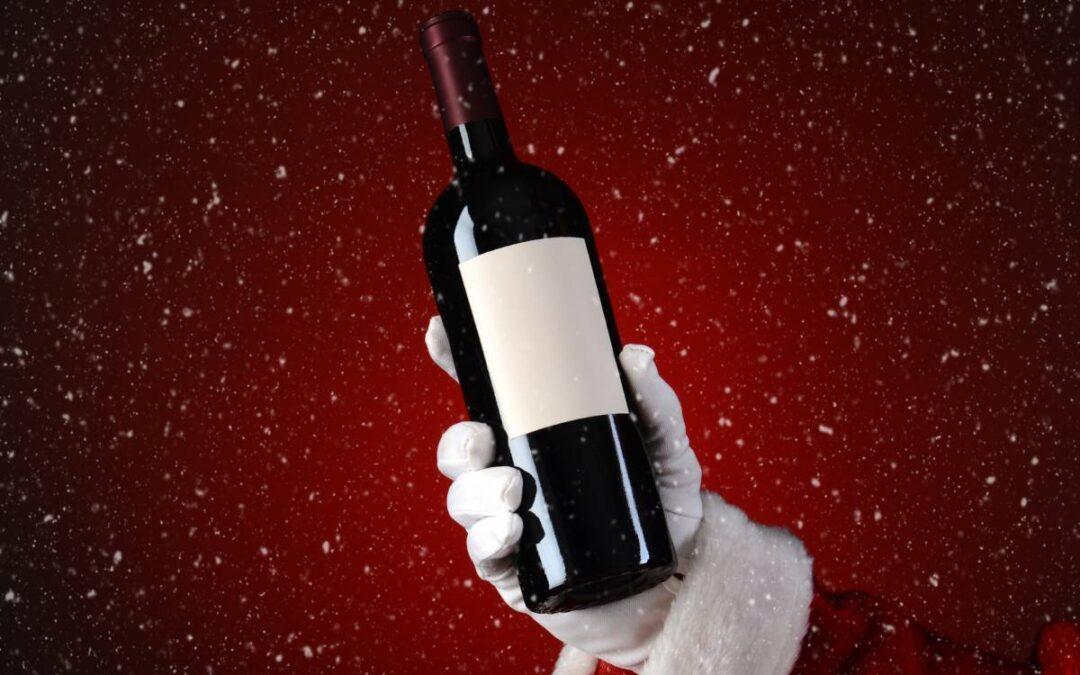 Étrennes : offrez du vin