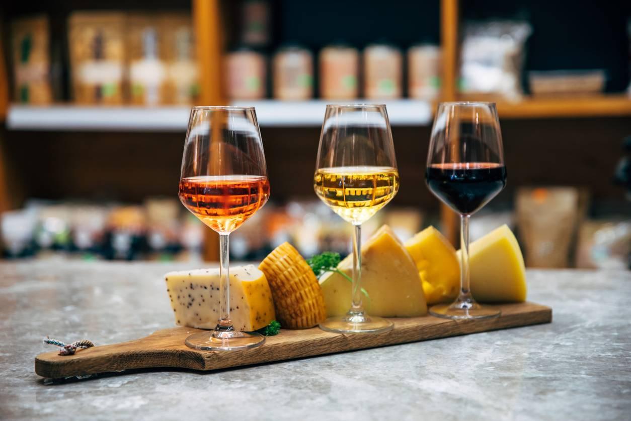 Succession de vins