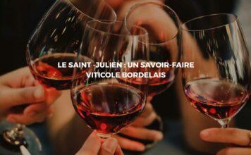 Le Saint-Julien: Un vin rouge bordelais d'exception