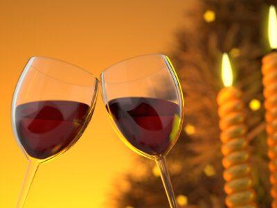 Guide de service des températures du vin