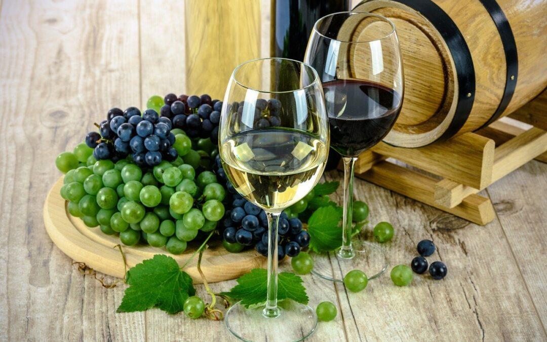 Le nettoyage du vin