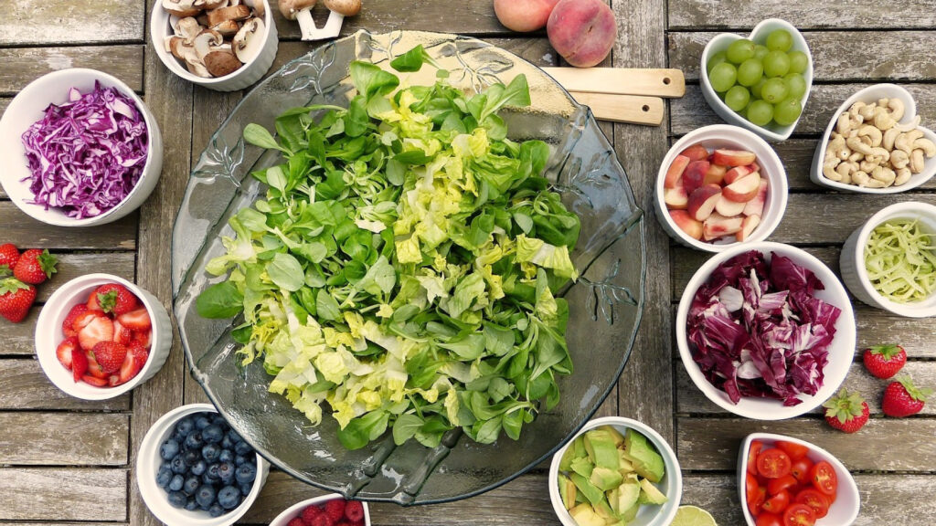 Comment s'alimenter sainement ?