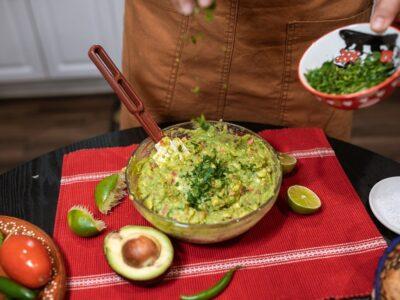 Comment faire du guacamole maison ?