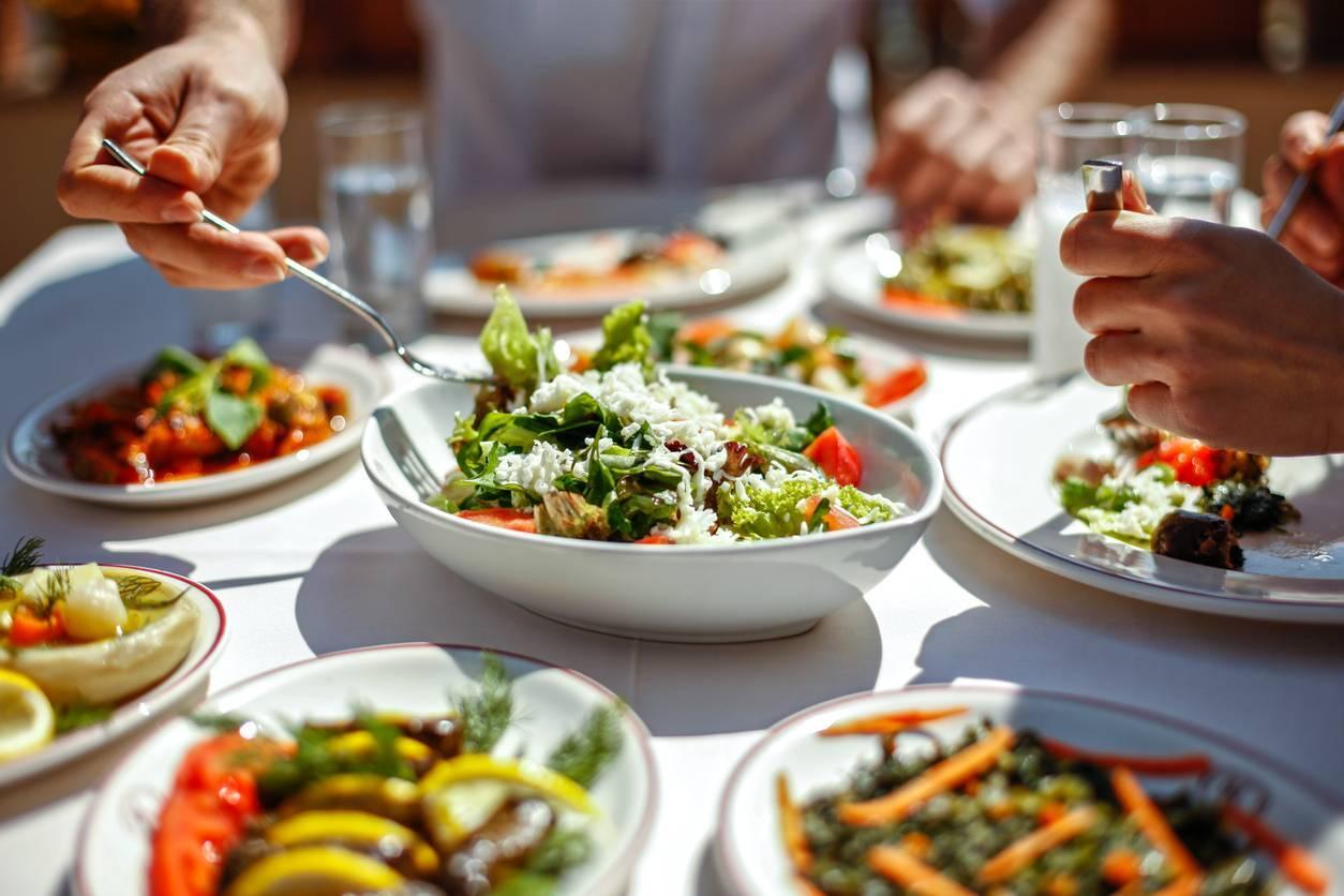 recetter gourmets réception privée